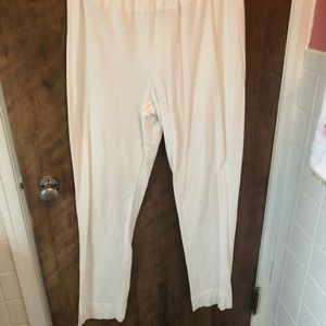 SOft surroundings pull on soft pants size small